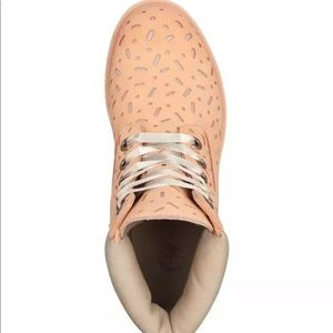 "Timberland Shoes - TIMBERLAND  6"" WATERPROOF BOOT BEIGE NUBUCK A21JV"